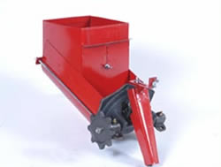 Covington Planter Grain Attachments