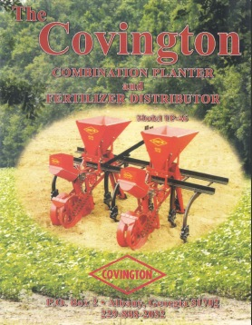 Covington Planter Publications