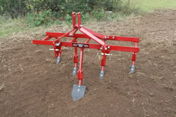 One Row Cultivator